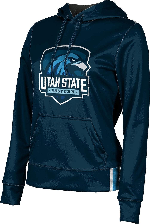 ProSphere Utah State University Eastern Girls' Pullover Hoodie, School Spirit Sweatshirt (Solid)