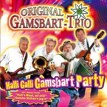 Halli Galli Gamsbart Party