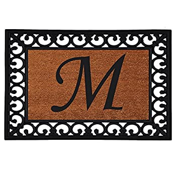 Best monogram doormat Reviews
