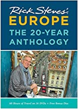 Rick Steves' Europe: The 20-Year Complete Anthology Box Set - 60 Hours of Travel + Bonus Disc + Extras