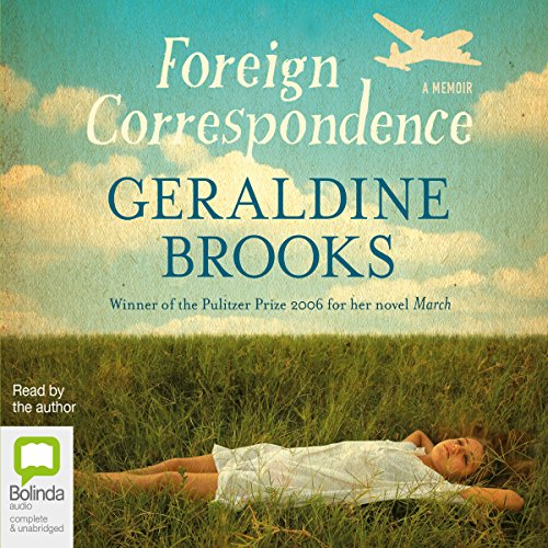 Foreign Correspondence audiobook cover art