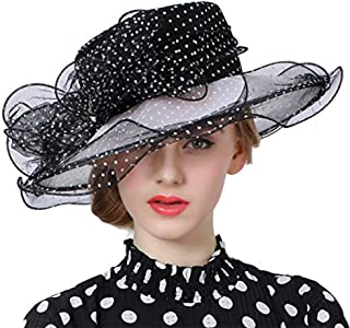 Best black and white dress hat Reviews