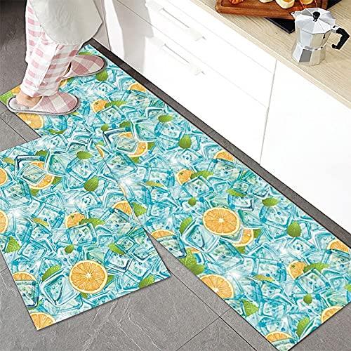 Küchenmatte Home Esstisch Fußmatten...
