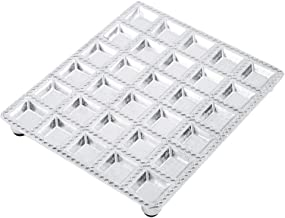 Stainless Steel Ravioli Mould Energy-Saving Dumpling Pastry Mould Maker Kitchen Gadgets Mini Squares Ravioli Maker