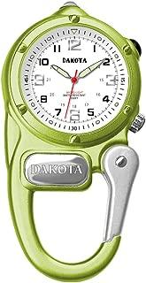 Dakota Women's Analog Quartz Watch with Alloy Strap, Lime Green (Model: 38820