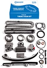 ECCPP 13070-AD504 Timing Chain Kits fits for 1996 1997 1998 Nissan 240SX 2.4L 2389CC l4 Gas DOHC Naturally Aspirated