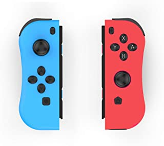 Skywin NS Switch Joy Pad Controllers - Left and Right Controllers Compatible with Nintendo Switch as a Joy Con Controller ...