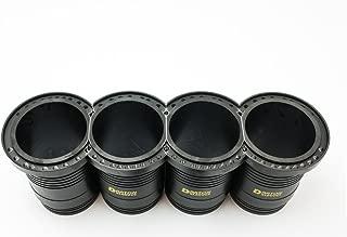 Darton 400-180 MID Wet Cylinder Sleeve Kit for Honda/Acura B18 Drag