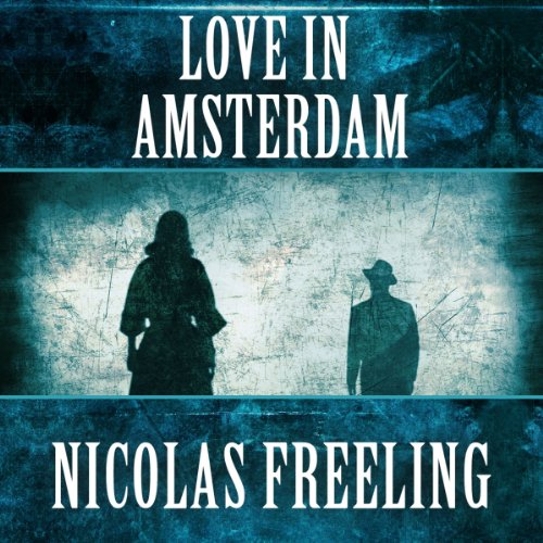 Love in Amsterdam: Van De Valk, Book 1 audiobook cover art