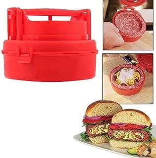 Stuffed Burger Press Hamburger Grill BBQ Patty Maker Juicy As Seen On TV Y