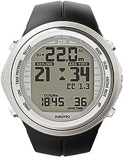DX Dive Computer Wrist Watch (Silver)