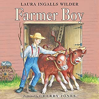 Farmer Boy audiobook cover art