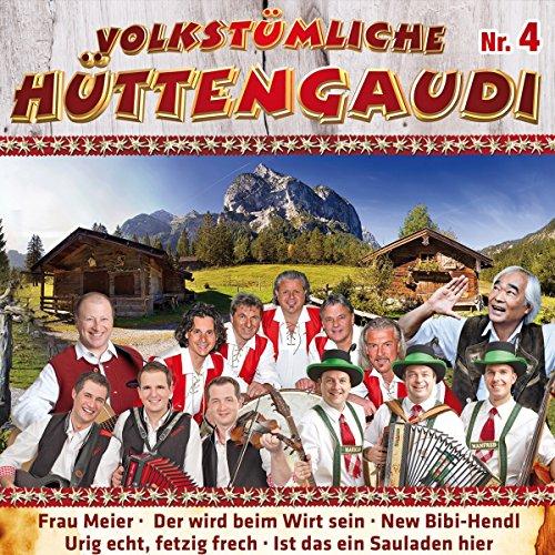 Volkstümliche Hüttengaudi Nr. 4
