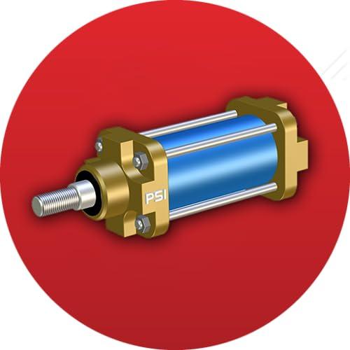 Pneumatic Cylinder Velocity