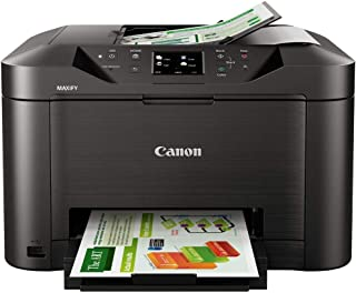 Canon Maxify MB2340 Inkjet Business Printer - Black