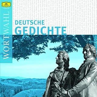 Deutsche Gedichte Titelbild