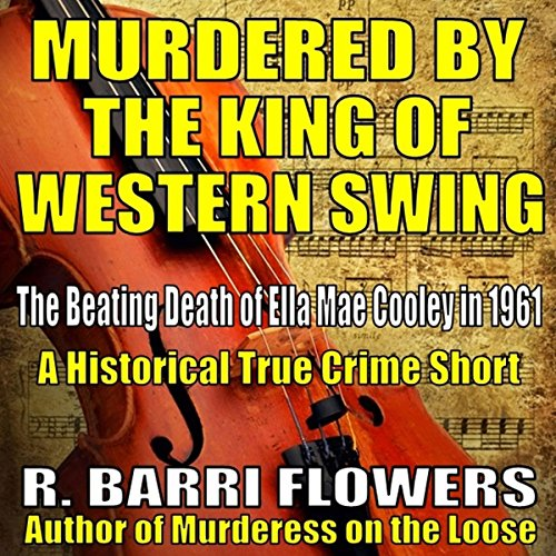 Murdered by the King of Western Swing audiobook cover art