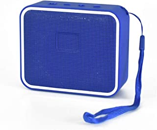 New Bluetooth Speaker Fashion Colorful Wireless Mini Bluetooth Speaker Outdoor Portable Bluetooth Speaker,Blue