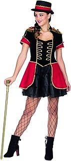Zirkusdirektorin Body Damenoberteil Shirt Karneval Zirkus Manege Zirkusshirt