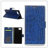 Funda® Capirotazo Billetera Funda para Blackberry Keyone DTEK 70/Blackberry Mercury DTEK 70 (Patrón 4)