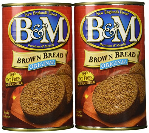 B & M Bread Brown Plain