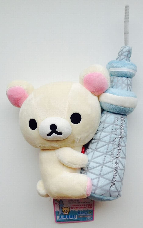 SanX Rilakkuma Store Atsumetenuigurumi Plush Doll Korilakkuma Tokyo Skytree MP28701 by SanX Rilakkuma