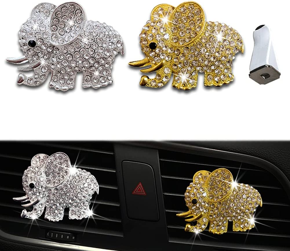 Tznyly Car Decor At the price of surprise Fresheners Women Bling For Accessories Luxury goods