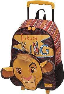 Mala com Carrinho G Rei Leão The King - 921c01 Pacific