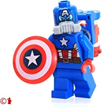 LEGO Marvel Super Heroes - Space Captain America Minifigure 2016 by LEGO