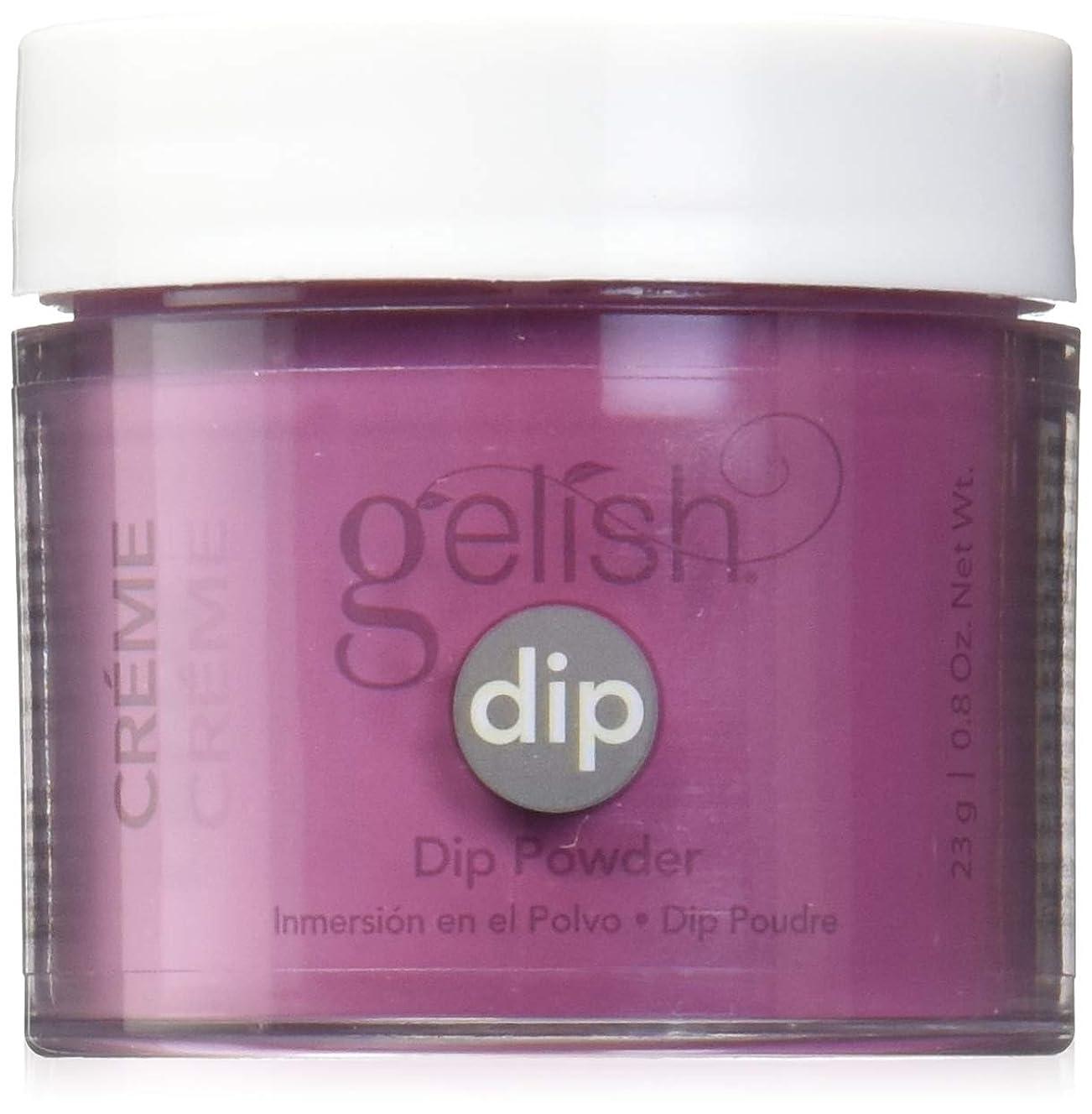 制限する俳優神経障害Harmony Gelish - Acrylic Dip Powder - A Touch of Sass - 23g / 0.8oz
