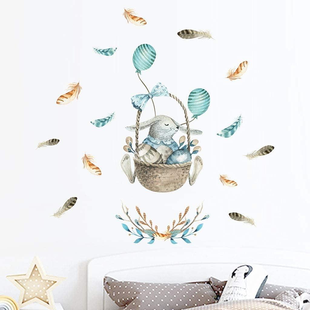 Max 72% OFF QRDYL Sticker Elegant Wall Stickers for Kids Room Self-Ad Decal DIY Art