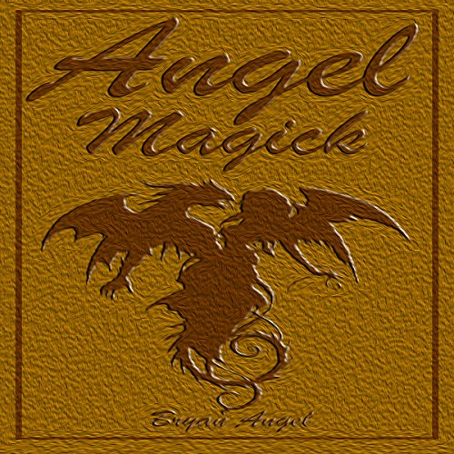 Angel Magick audiobook cover art