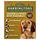 Harringtons Chicken and Potato with Vegetables Complete Dog Food, 400g