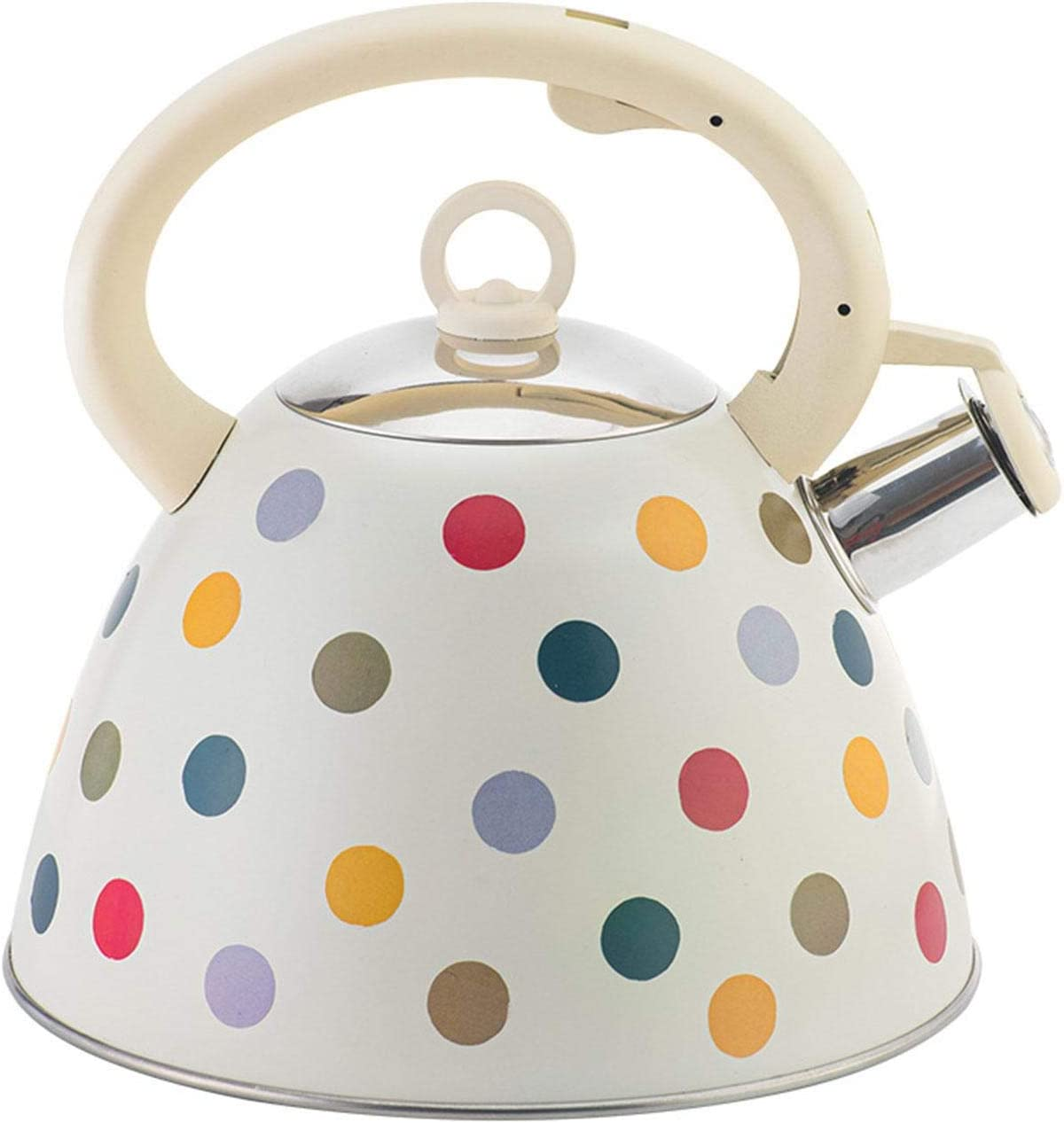 Summeishop Tea Be super welcome Kettles Stovetop Food Whis Stainless Grade Popularity Steel