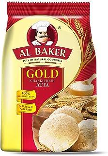 Al Baker Chakki Atta, 2kg - Gold