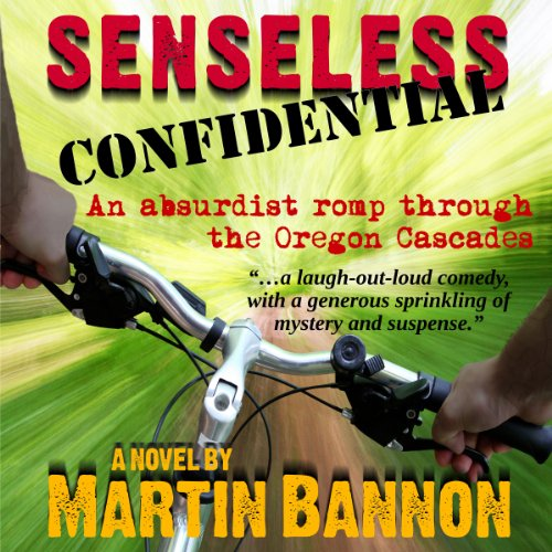 Senseless Confidential audiobook cover art