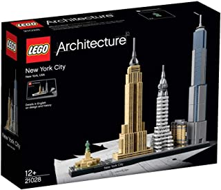 LEGO Architecture New York City for age 12+ years old 21028