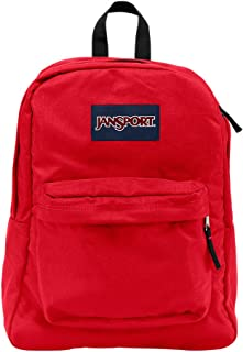 Jansport Unisex Superbreak, Red Tape, One Size
