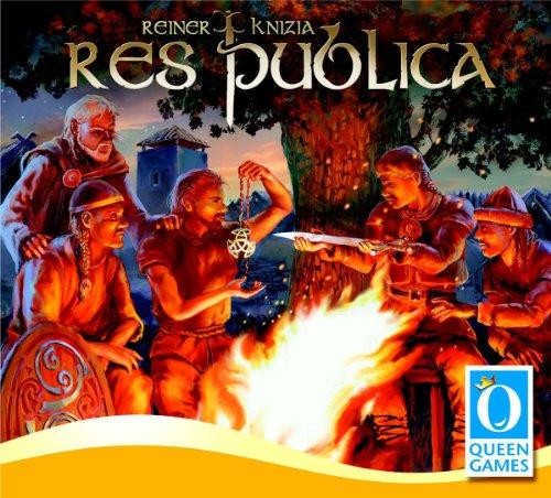 Queen Games 60763- Res Publica