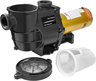 XtremepowerUS 2HP Inground Pool Pump 220V Dual Speed