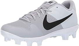 meet 00b62 8410c Alpha Huarache Varsity Low MCS. Nike