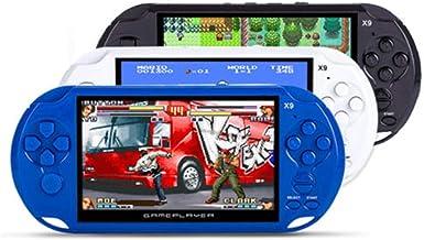 iHAZA - Consola de Bolsillo para Videojuegos (Pantalla Grande, 5 Pulgadas)