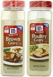 gravy items