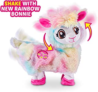 ZURU PETS ALIVE Rainbow Boppi the Booty Shakin' Llama,