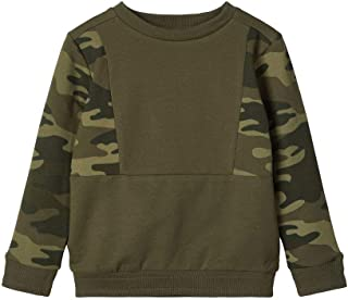 NAME IT Nmmflaap LS Sweat UNB Sudadera para Niños