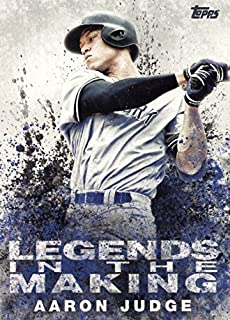 2018 topps series 1 legends in the making