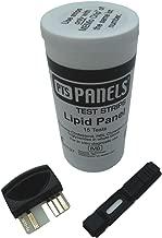 PTS Panels #1710 Lipid Panel Test Strips (15/box) for CardioChek PA Cholesterol Analyzer