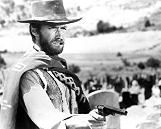 Posterazzi EVCMBDGOTHEC004H The Good The Bad and The Ugly Clint Eastwood 1966 Photo Print 14 x 11 Varies