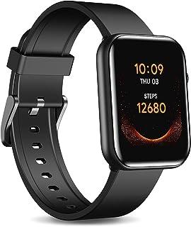 Ticwatch GTH Smartwatch upp till 10 dagars batteritid med hudtemperaturmätning i blodsyre pulsövervakning sömnspårning 5 A...