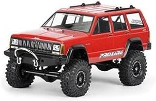 Proline 332100 1992 Jeep Cherokee Clear Body